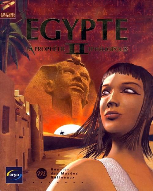 Египет 2 Пророчество Гелиополя Играть Онлайн