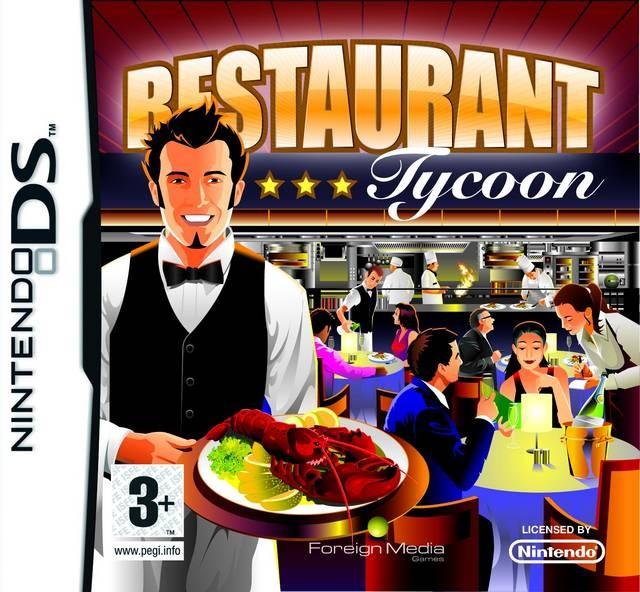 Restaurant Tycoon (E) [HF]